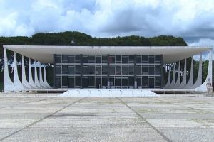 Distribuição de processos no Supremo Tribunal Federal