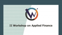II Workshop on Applied Finance