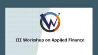 III Workshop on Applied Finance