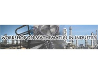 Workshop on Mathematics in Industry 2012